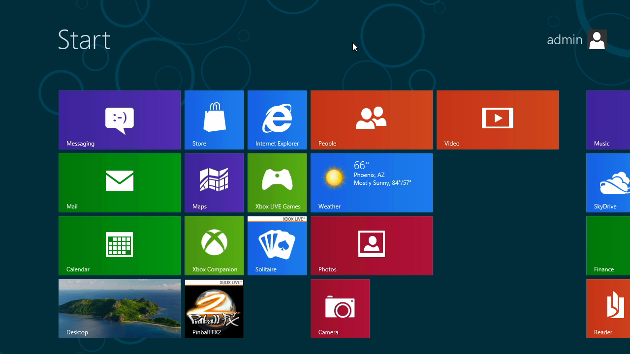 Start button icon windows 8 : Funny cat pushing things off table