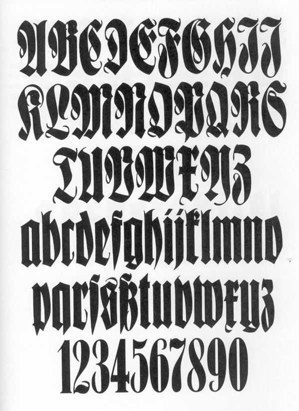 Related For Gangsta Lettering Fonts
