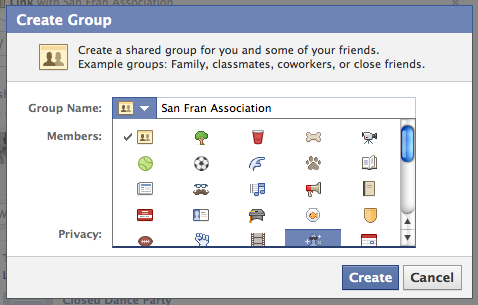 Facebook Chat Icons Meaning 6 group chat icon images - internet group ...