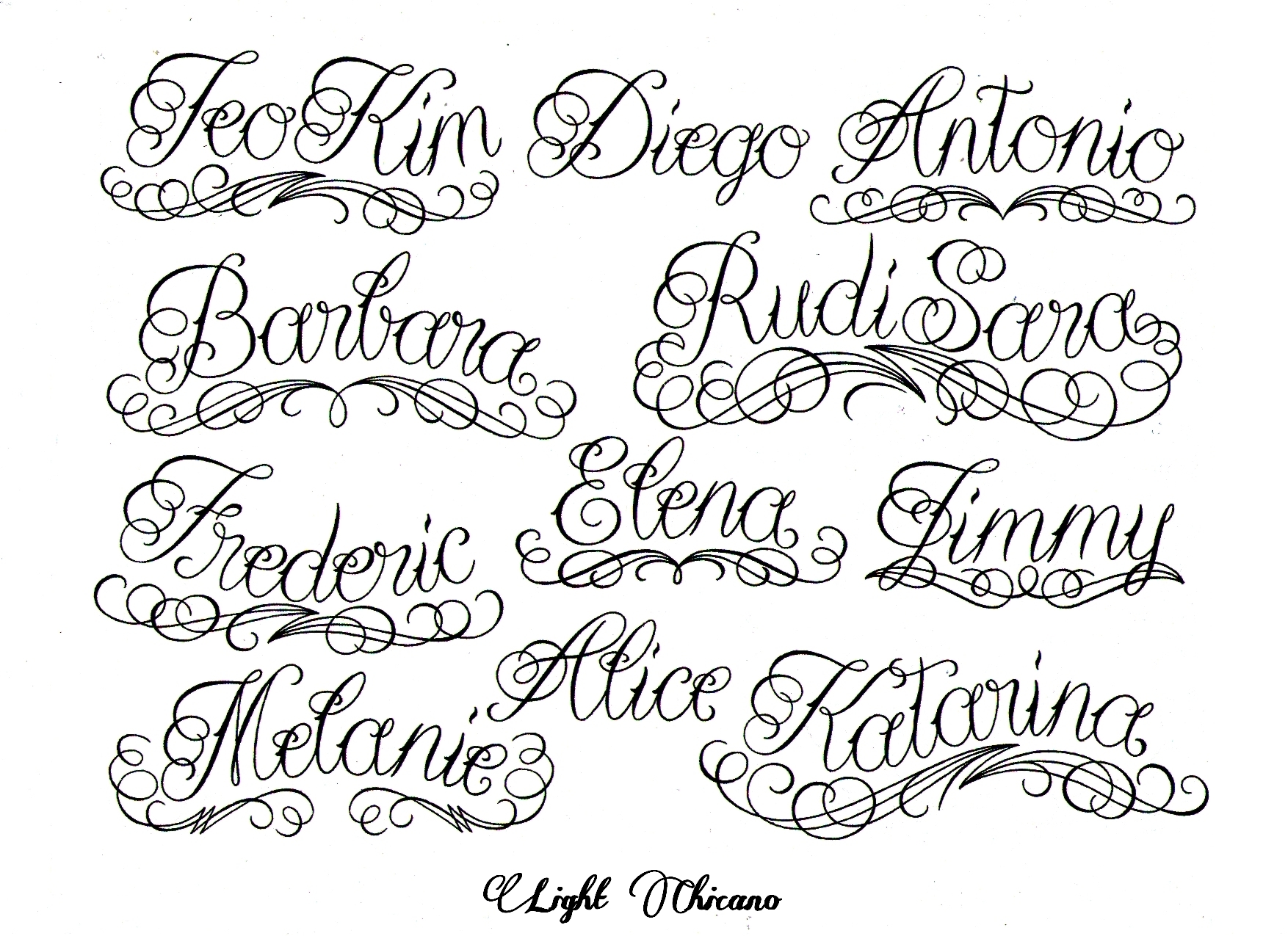 Similiar Chicano Lettering Alphabet Keywords