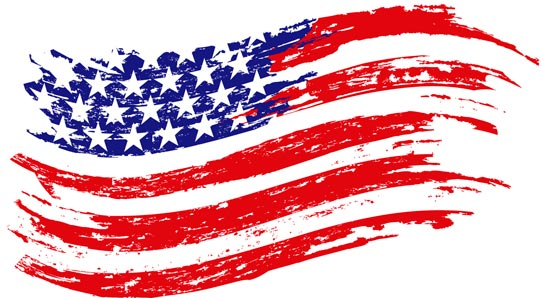 American Flag Images Stock Photos amp Vectors  Shutterstock
