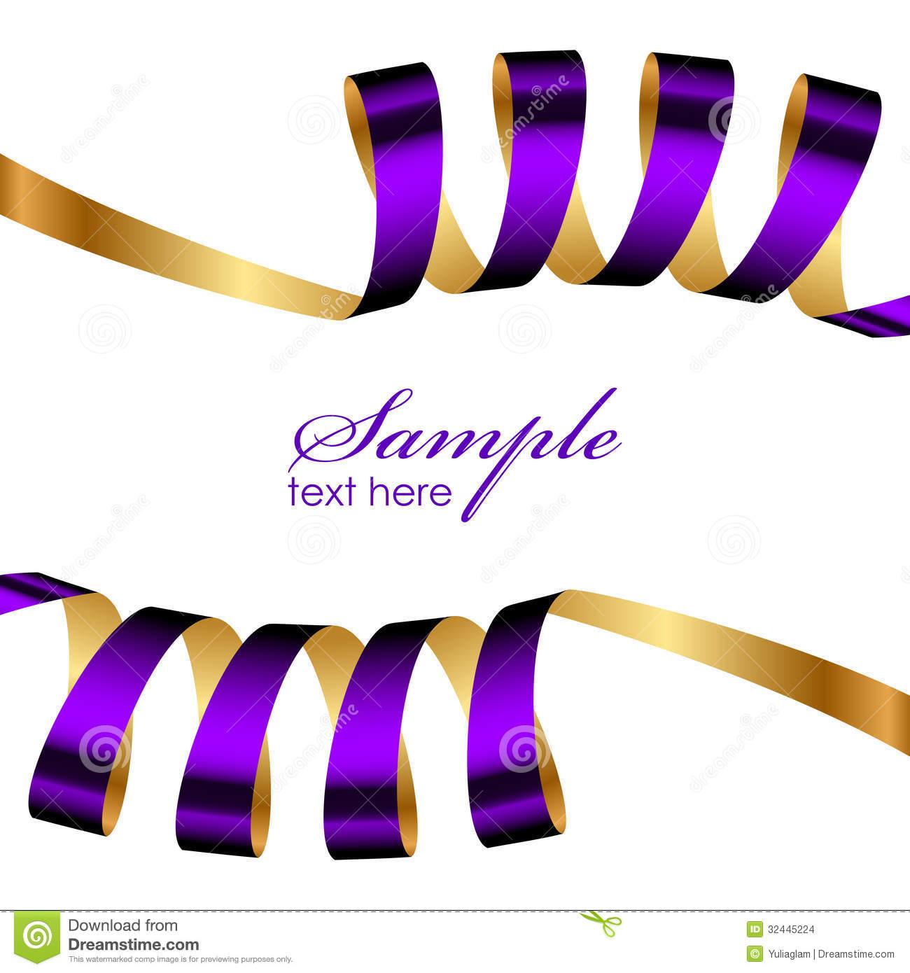Post_purple And Gold Vector Frames Png_246856 on Violet Border Clip Art