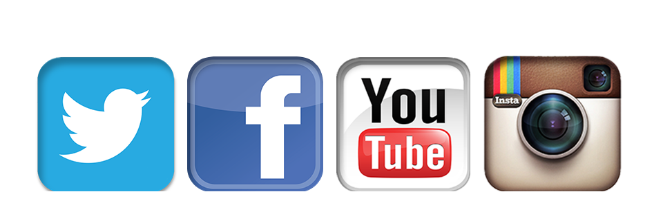 16 social media facebook twitter youtube icons png images