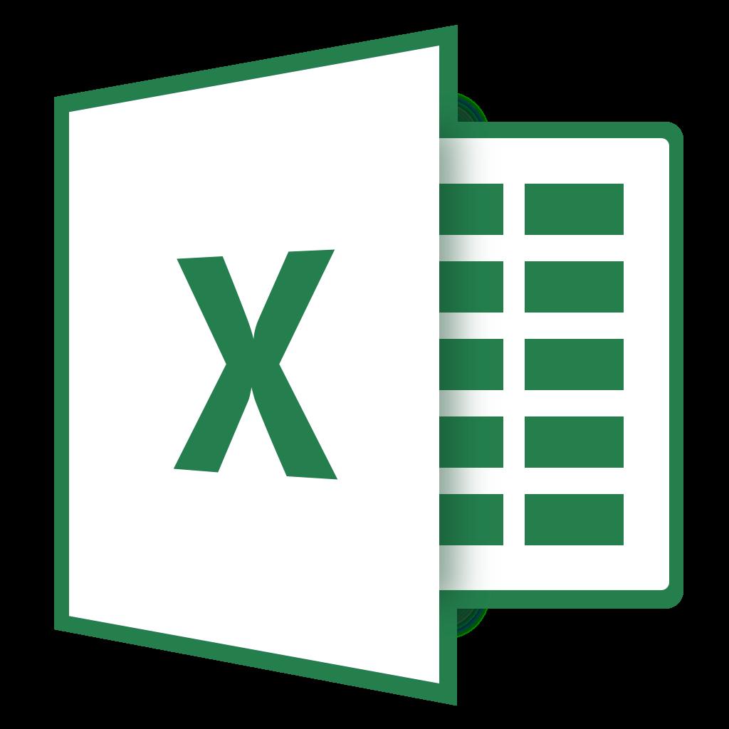 11 excel report icon images microsoft excel logo icon